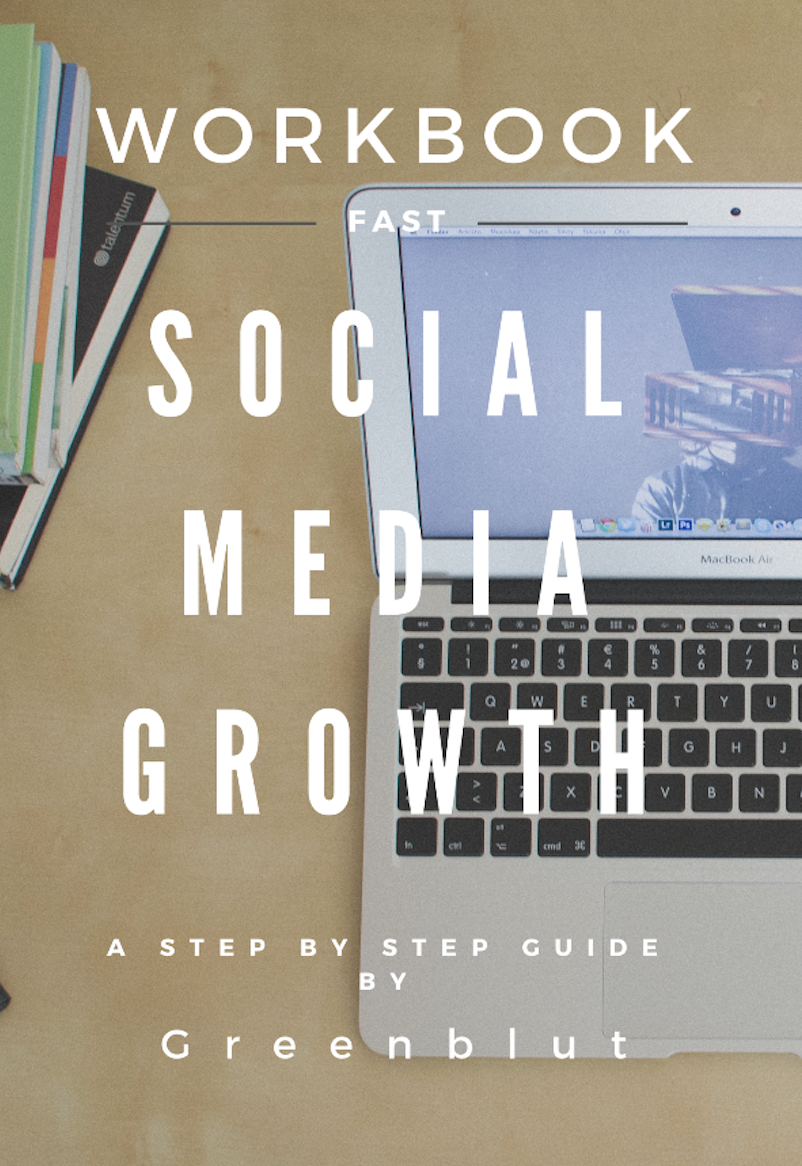 workbook social media growth