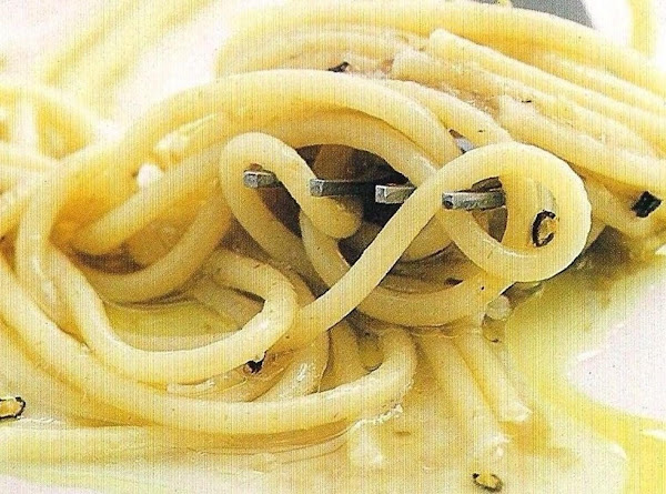 White Spaghetti Recipe