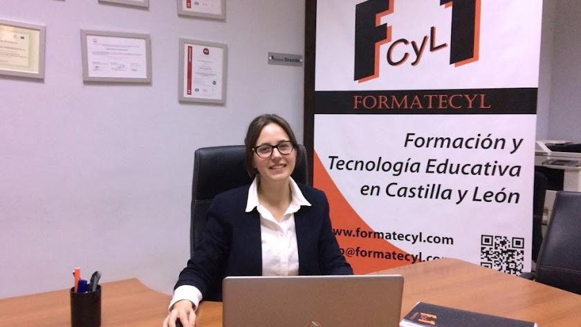Rosa Mesas Mazo, Dto. de Formación Formatecyl.