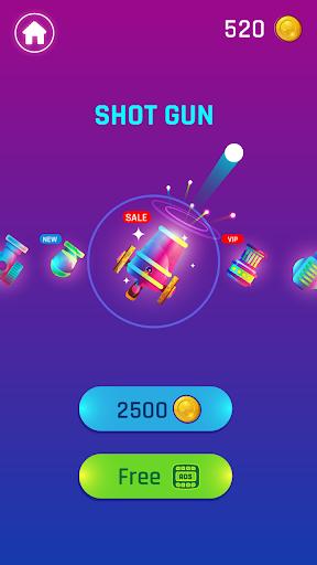 Ball Hit: Cannon n Brick! 0.0.4 screenshots 6