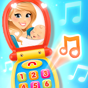 Baby Phone Mother Songs And Coloring Pages APK
