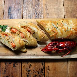 Crawfish Bread.