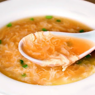 Weight Watchers Absolutely Most Delicious Egg Drop Soup