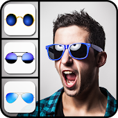 Man Sunglass Photo Editor