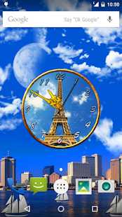 Paris Clock screenshot