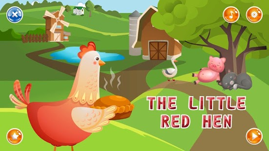 Little Red Hen - náhled