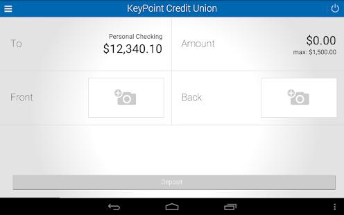 KeyPoint Credit Union- screenshot thumbnail