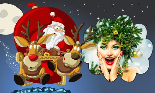 玩攝影App|面白いクリスマスフォトフレーム免費|APP試玩