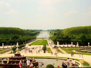 Photo: #015-La Grande Perspective des jardins du Château de Versailles