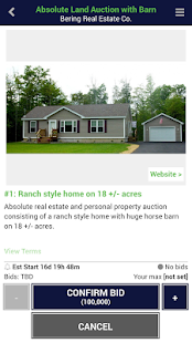 Bering Real Estate Co.- screenshot thumbnail