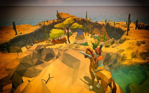 Island of Ylands Heroes Survival Simulator - náhled