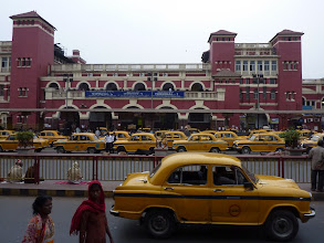Photo: Kolkata, Bahnhof