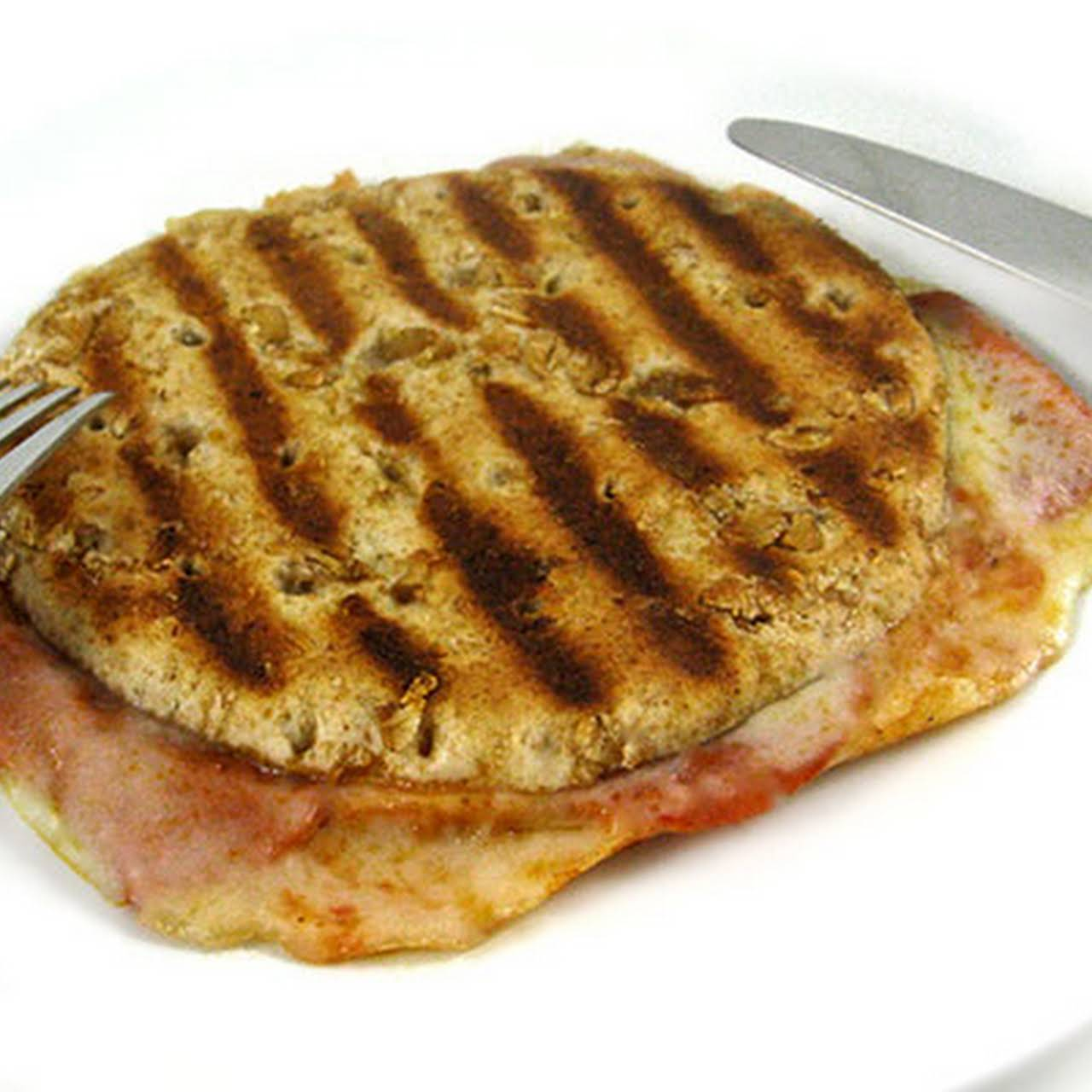Stuffed Pepperoni Pizza Melt, Low in Calories, Big  more or less Taste