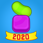 Jelly Jam - 2 Block Match Puzzle Star Retreat 2020