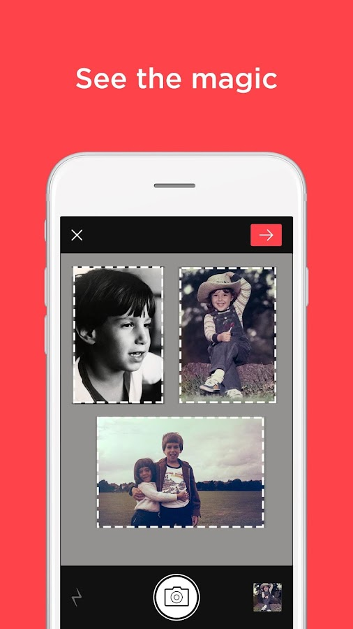 Photo Scanner by Photomyne- screenshot