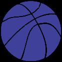 BasketScore - basketball scoreboard and timer free icon