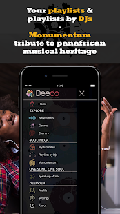 Deedo - Panafrican Music- screenshot thumbnail