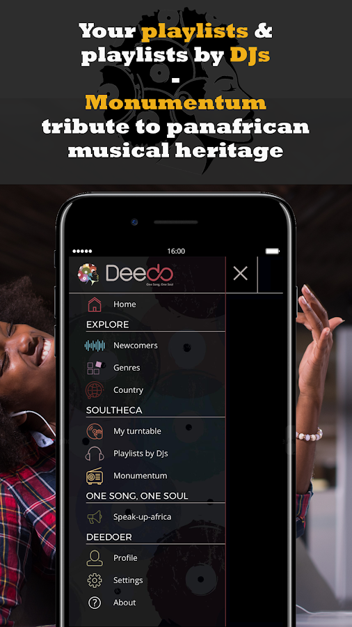 Deedo - Panafrican Music- screenshot