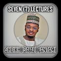 Sheikh Dr. Isah Ali Pantami - Seven 7 Lectures icon