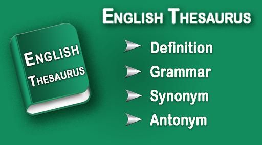 English Thesaurus 2.6 screenshots 9