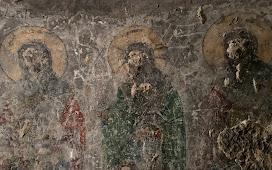"""Турецкие крестьяне боялись, что изображения святых заберут их душу, поэтому """"выкалывали им глаза"""""""