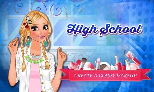 High School: Makeup Game
