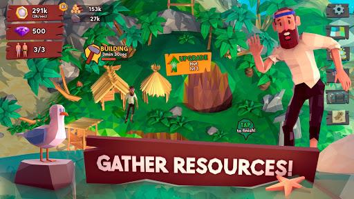 Idle Tropic Empire - Survival Tycoon  captures d'écran 2