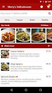 Eat24 Food Delivery & Takeout screenshot 06