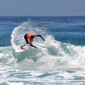 Cutback 1 by John Canning - Sports & Fitness Surfing ( pwcwatersports )