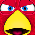 Bird Run, Fly&Jump: Angry Race icon