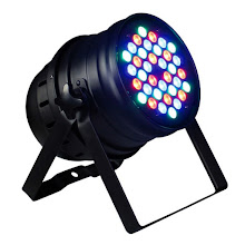 Photo: LED Spot 36x3W (8€-Tag)