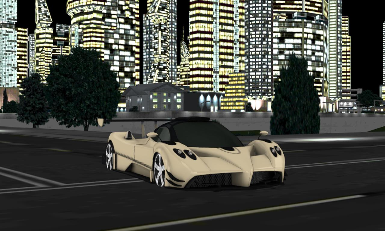 Super car city driving sim free games free online - Real City Car Driving Sim 2017 Screenshot