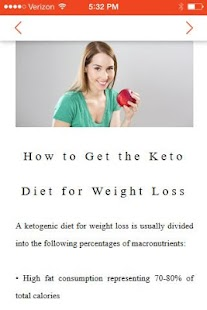 Total Ketogenic Diet for Weightloss - náhled