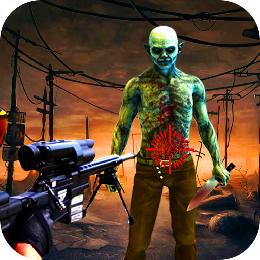 Zombie Shooter Sniper Game