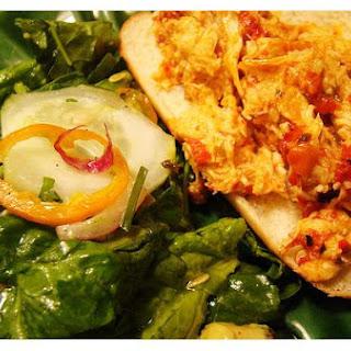 Spinach-Salad Dressing.