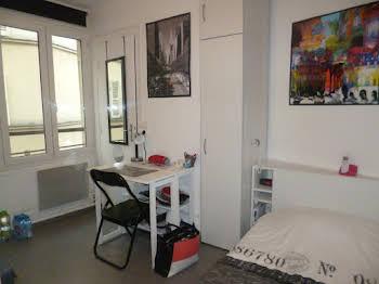 Studio meublé 9,29 m2
