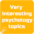 Very interesting psychology topics icon