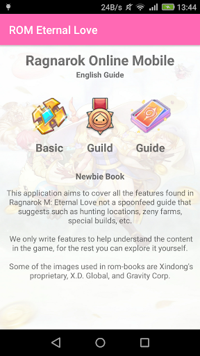 Ragnarok online android cheat app