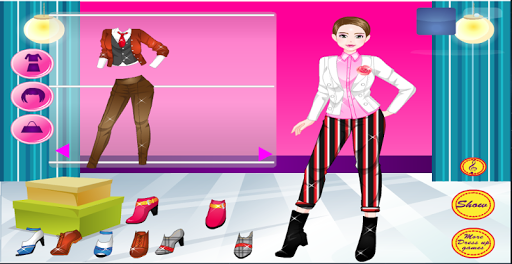 dress up for girl and makeover 1.0.0 screenshots 2