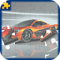 Cars Jigsaw Puzzle icon