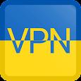 VPN Україна-fre icon