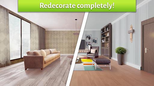 Home Designer - Match + Blast to Design a Makeover apkdebit screenshots 2
