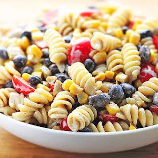 Black Bean Corn Pasta Salad Recipes.