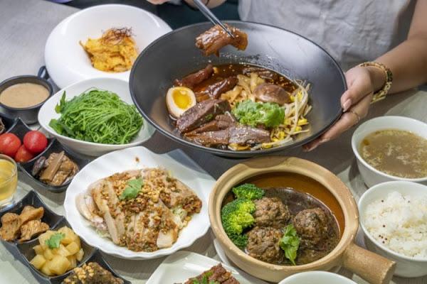 台北中山美食|「溫溫牛肉麵」 傳統中式結合創意料理 牛肉燉到一夾就斷!Categories餐館美食Posted on2019-10-16