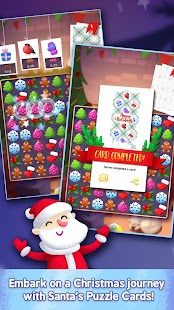 Santa's Puzzle Cards - náhled