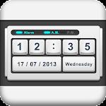 Keyboard - Clock widget Icon