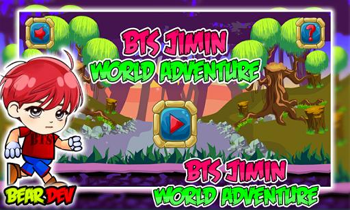 BTS Jimin World Adventure ss1