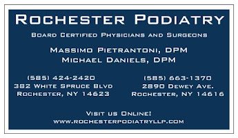 RochesterPodiatryLLP - Follow Us