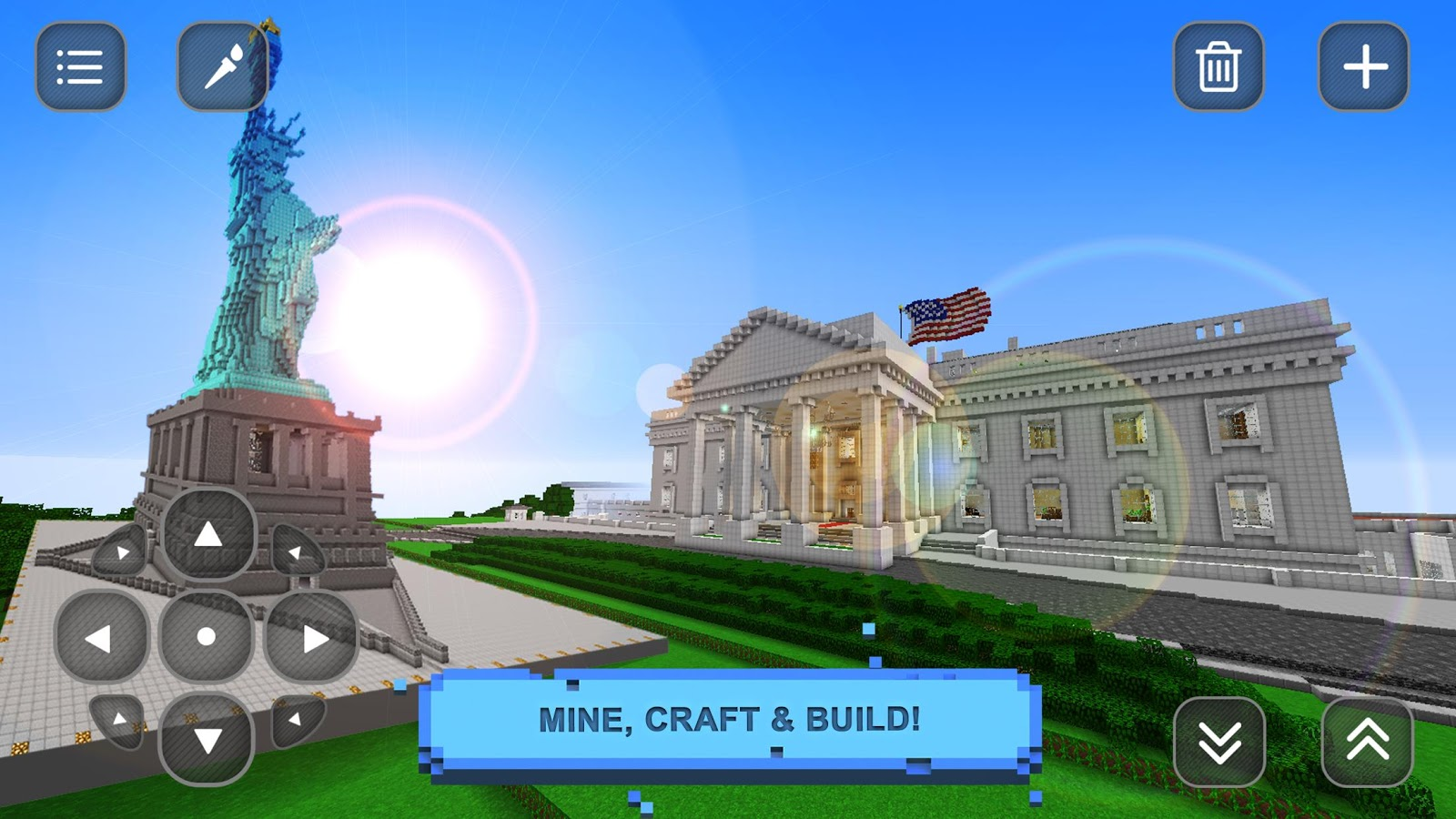 Top Free Build And Craft Adventure Game