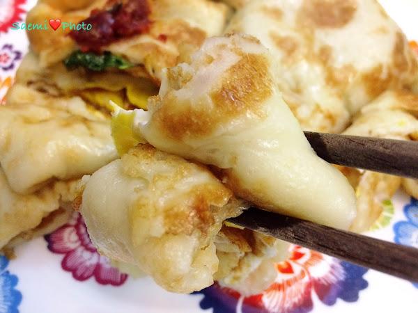 二鍋 韓風烤煎餅
